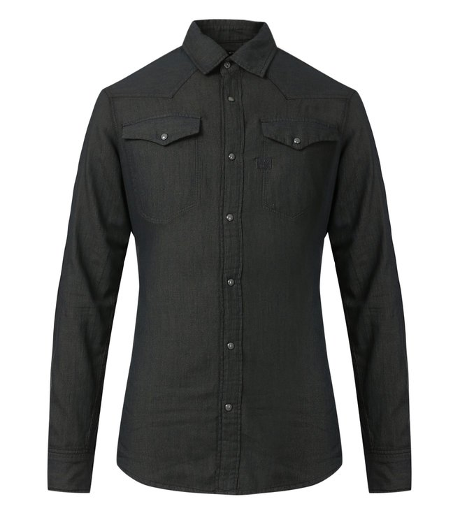G-Star RAW Tacoma Brown Shirt