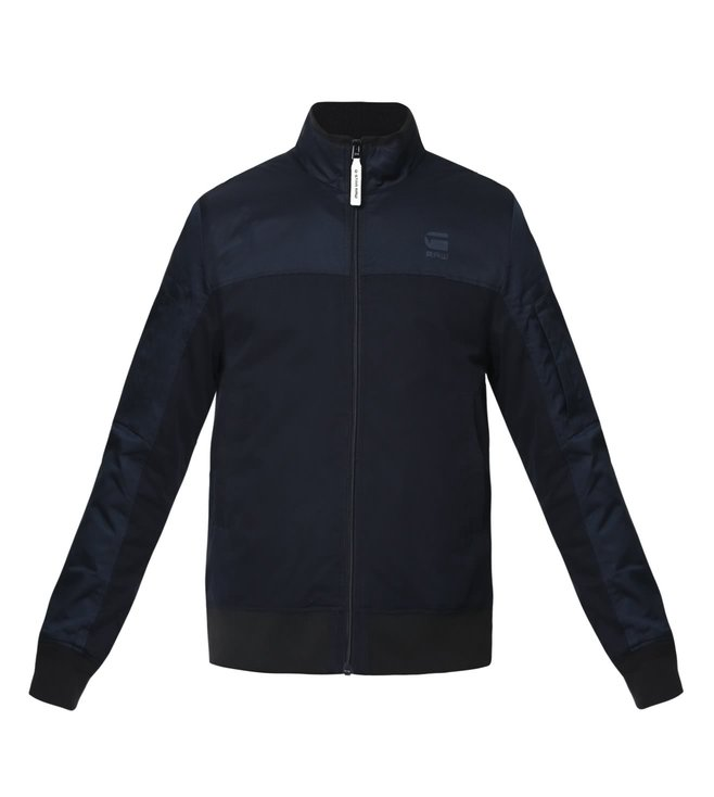 G-Star RAW Nancor Navy Overshirt Jacket