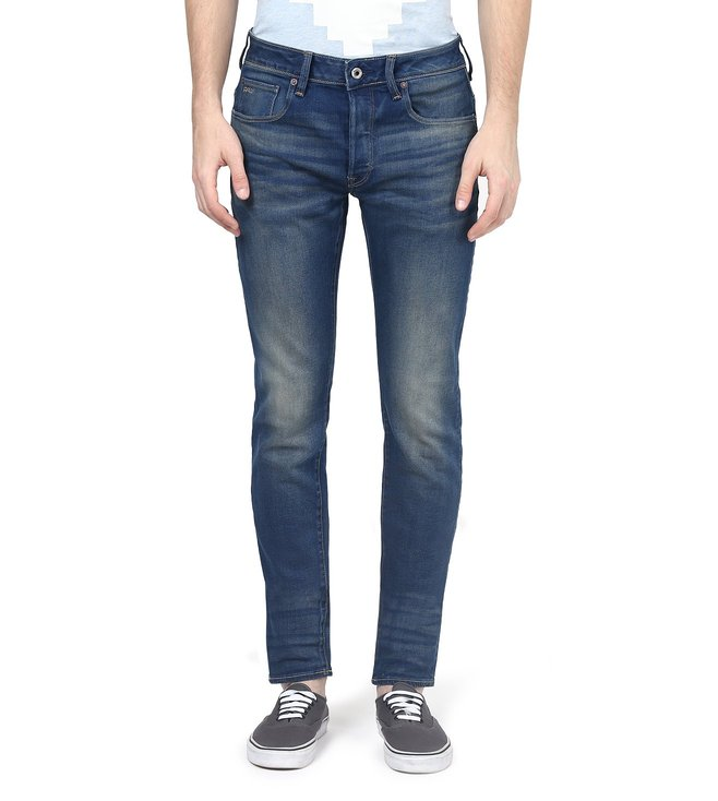 G-Star RAW 3301 Blue Jeans