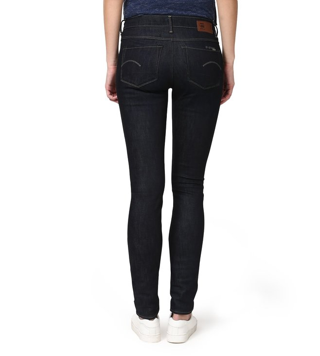 G-Star RAW 3301 Dark Blue Jeans