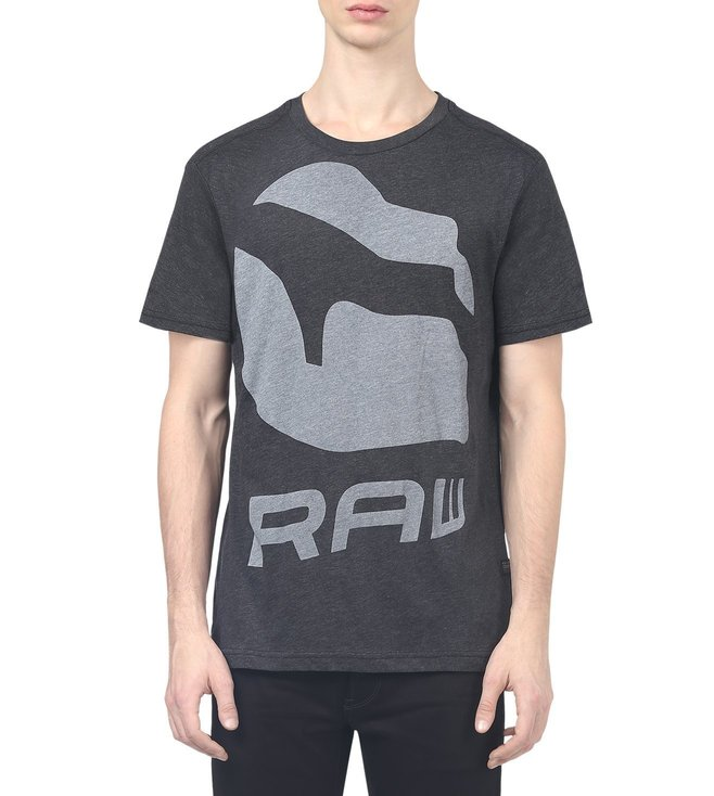 G-Star RAW Forceq Black T-Shirt
