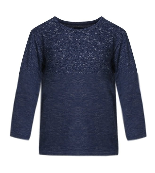 G-Star RAW Qanka Navy T-Shirt