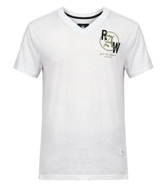 G-Star RAW Kaipoke White T-Shirt