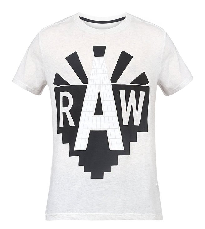 G-Star RAW Vodan White T-Shirt