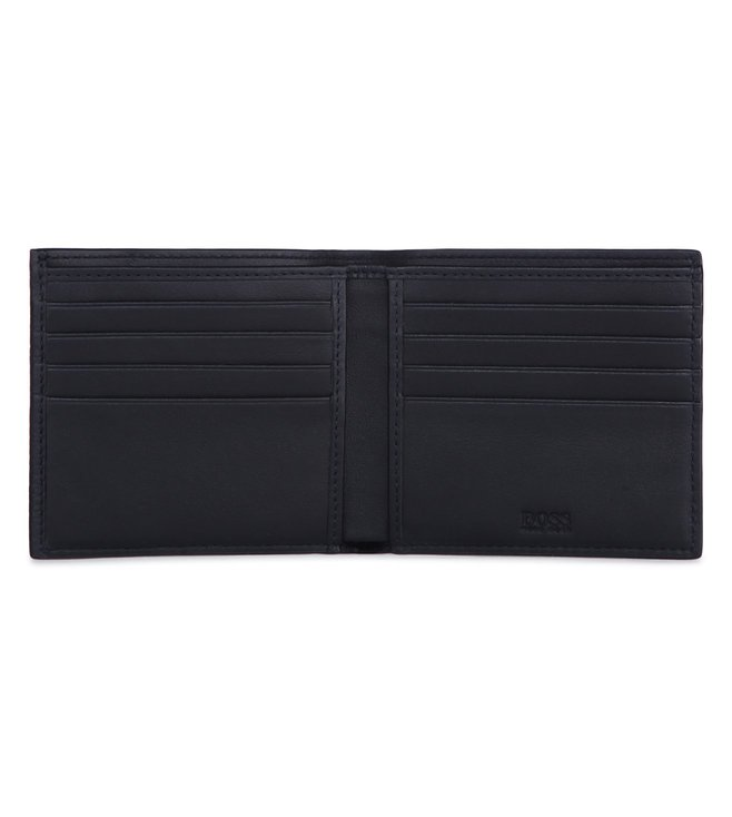 Boss Black Wallet 'Traveller_8 cc'