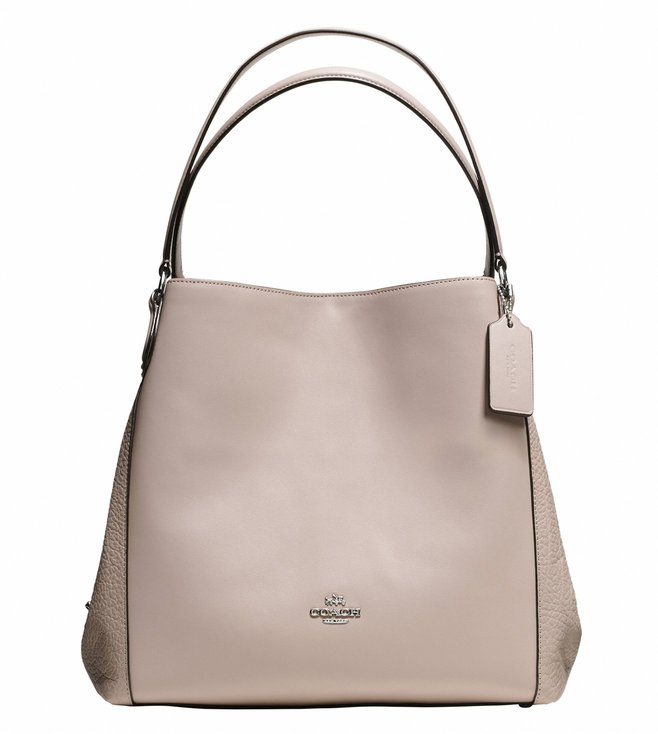 Coach Grey Birch Edie 31 Shoulder Bag
