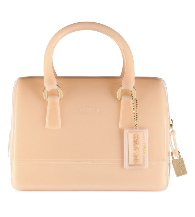 Furla Candy Cookie S Magnolia Satchel
