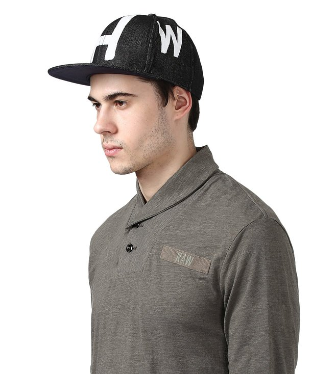 G-Star RAW Wofes Snapback Black Cap