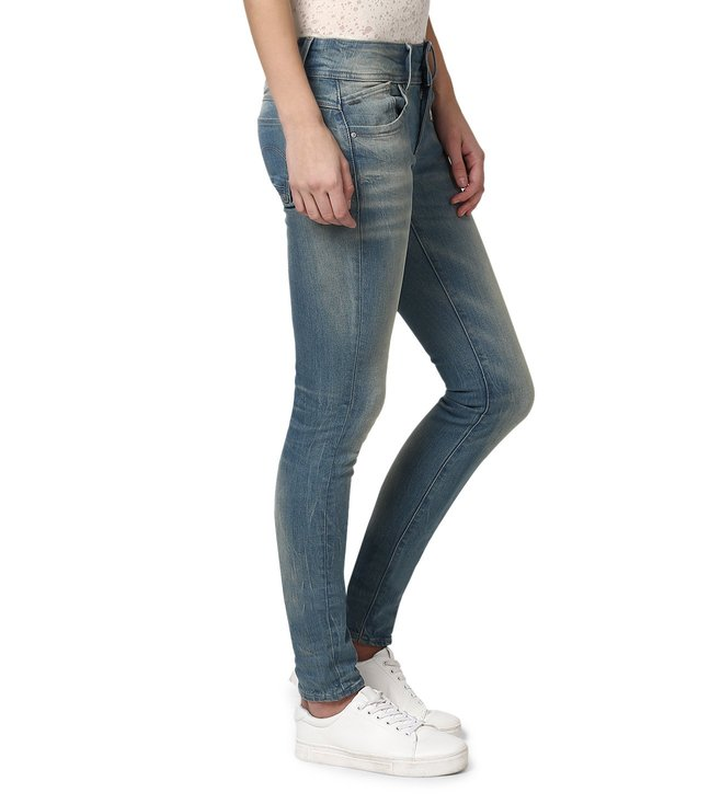 G-Star RAW Lynn Light Blue Jeans