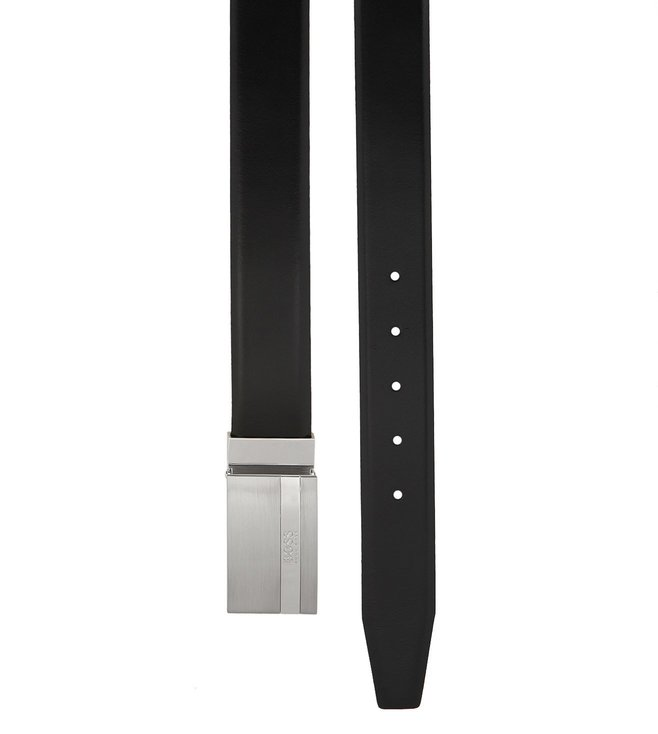Boss Black Reversible Belt 'Olintos-CN'