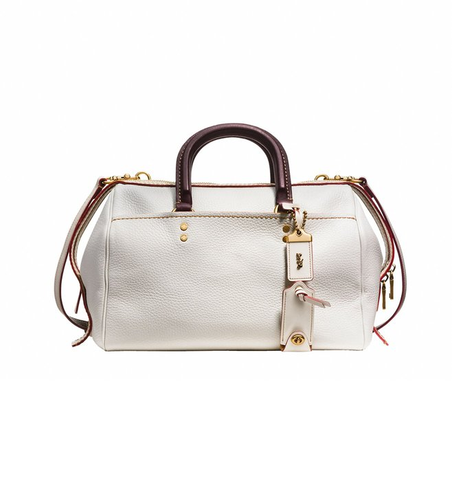 94cde1b19fc Buy Coach 1941 Chalk Rogue Satchel Bag For Women At Best Price ...