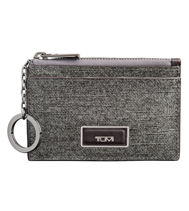 Tumi Sinclair SLG Earl Grey Slim Card Case