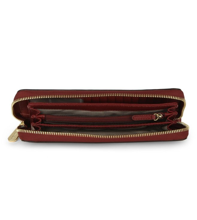 Michael Michael Kors Jet Set Travel Cherry Wallet