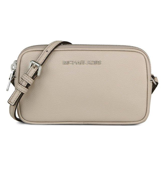 d6af4b165028 Buy Michael Michael Kors Cement Bedford Crossbody Bag for Women ...