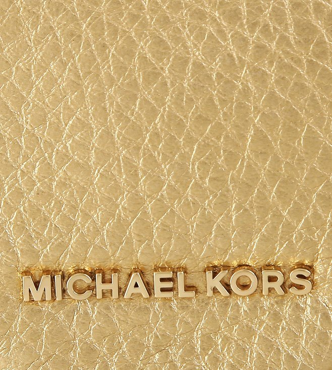 Michael Michael Kors Pale Gold Small Pouch