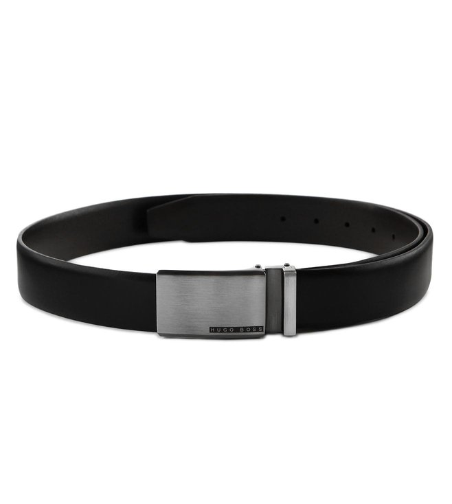 Boss Black Reversible Leather Belt 'Odell Or35 PP'