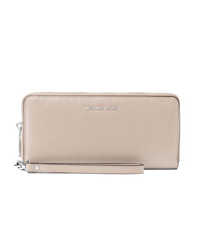 313e6c578748 Buy Michael Michael Kors Mercer Cement Wallet for Women Online ...