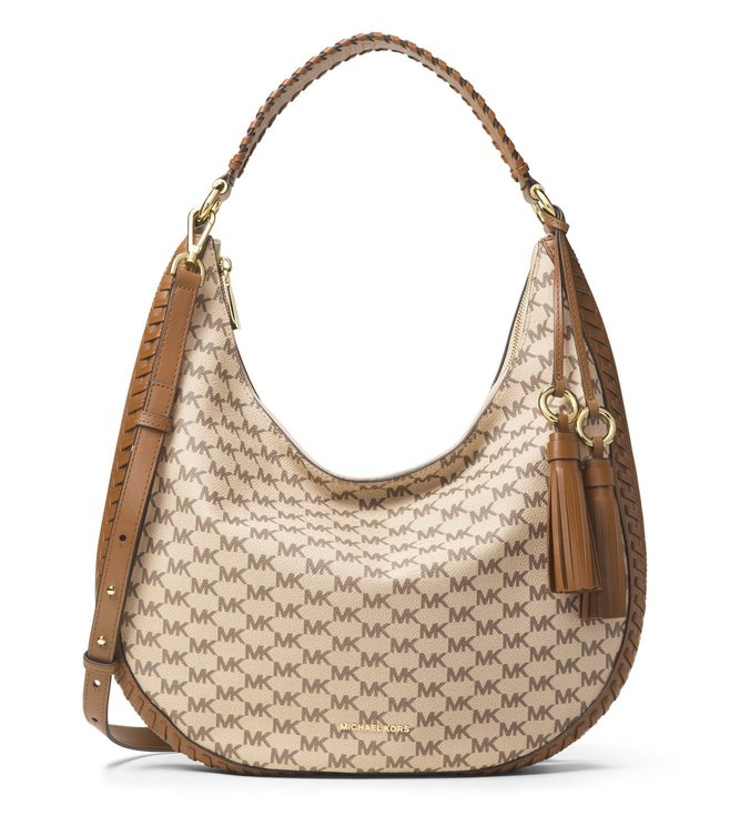 Michael Michael Kors Lauryn Luggage Shoulder Bag