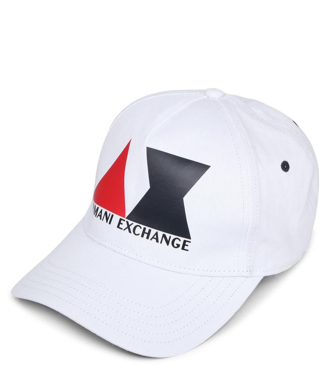 81d53564a58 Armani Exchange. Armani Exchange Bianco AX Logo Baseball Cap  White -   ₹3999.00. VIEW BAG · CONTINUE SHOPPING · BUY NOW