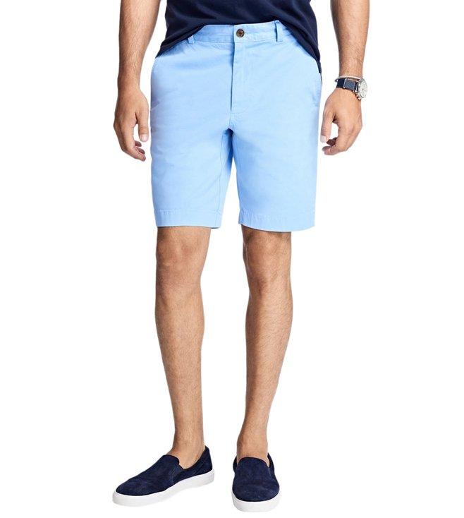 Brooks Brothers Red Fleece Light Blue Cotton Twill Shorts