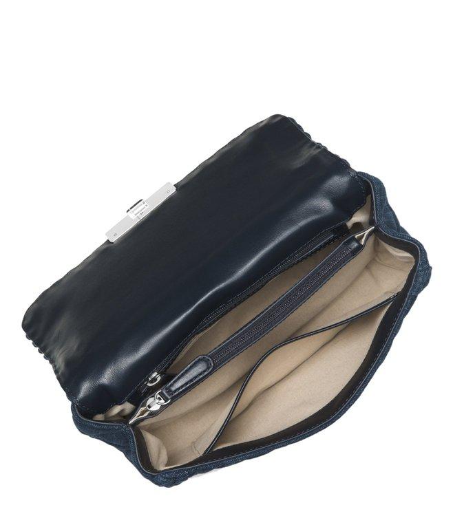 3a35c11da2f5 Buy Michael Michael Kors Sloan Indigo Large Chain Shoulder Bag for ...