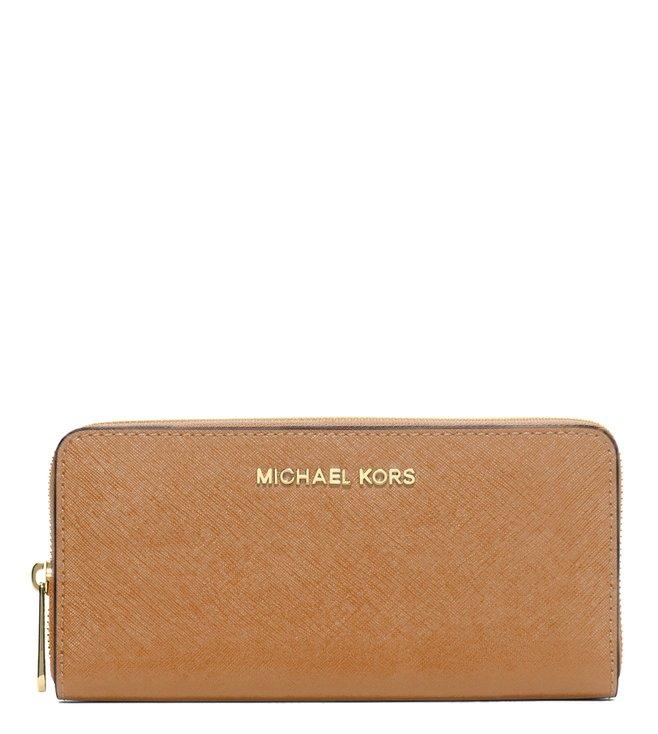 f1f463f64c17 Buy Michael Michael Kors Jet Set Travel Acorn Wallet For Women ...