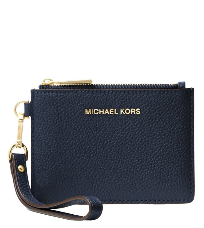 11b9377a43530 Added to Bag. Michael Michael Kors Mercer Admiral Small Coin   Card Case