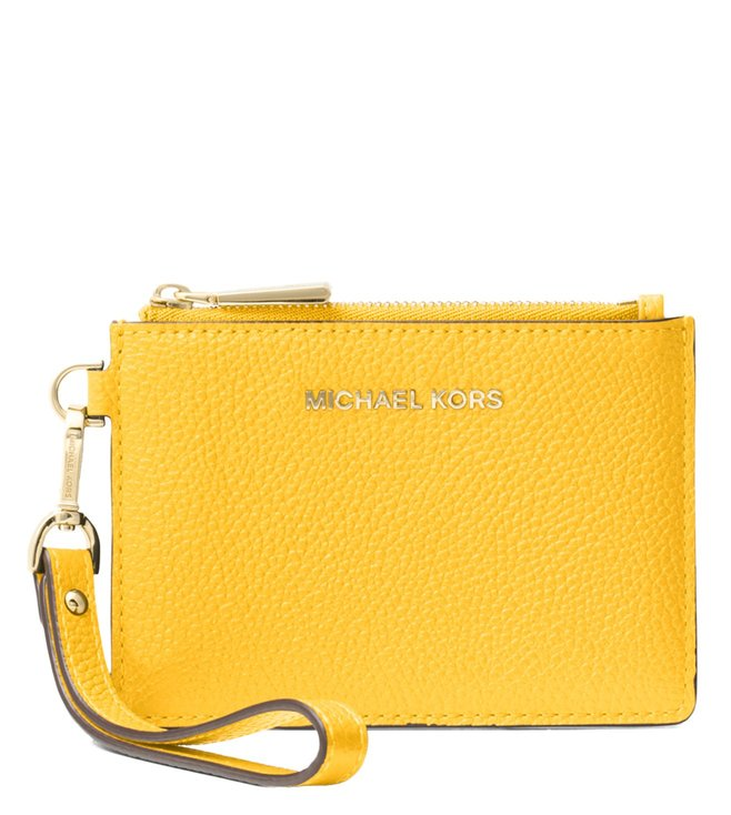 749feadf93f2 Buy Michael Michael Kors Mercer Sunflower Small Coin & Card Case For ...