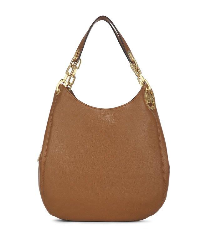 010cb42b030c Buy Michael Michael Kors Fulton Acorn Large Shoulder Bag for Women ...