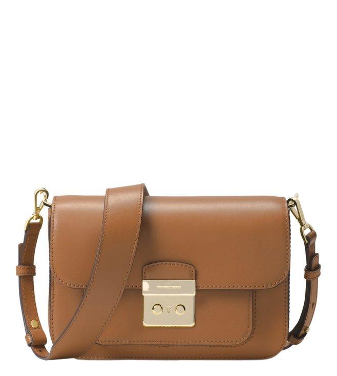 Added to Bag. Michael Michael Kors Sloan Editor Acorn Medium Shoulder Bag c1aaa5759e23e