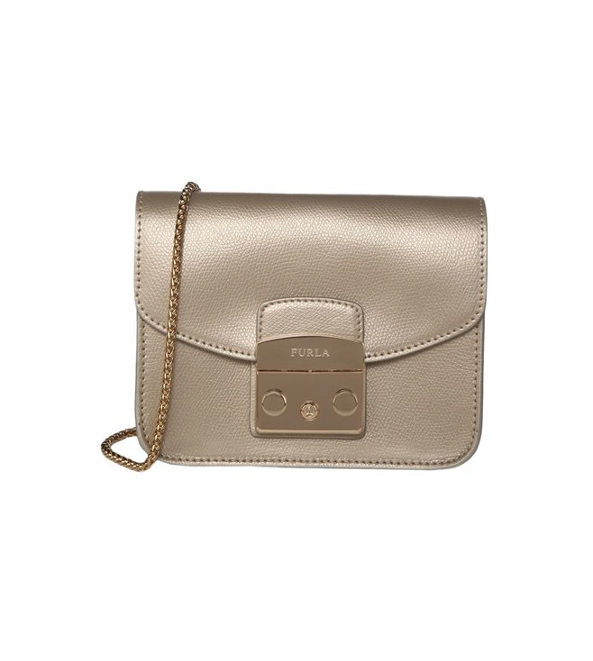 0af3c981108a Buy Furla Metropolis Gold Kaki C Mini Crossbody Bag for Women Online ...