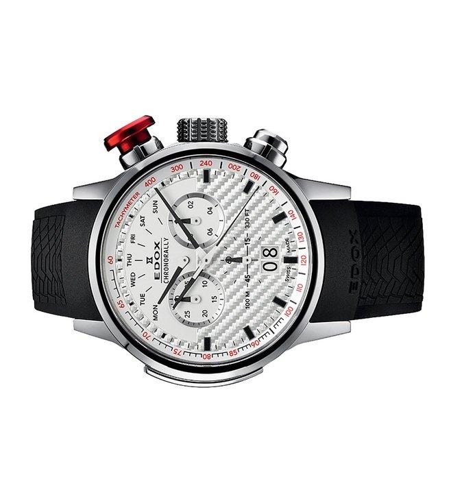 Buy Edox Chronorally 38001 TIN AIN Analog Watch for Men Online ... 7121da77301