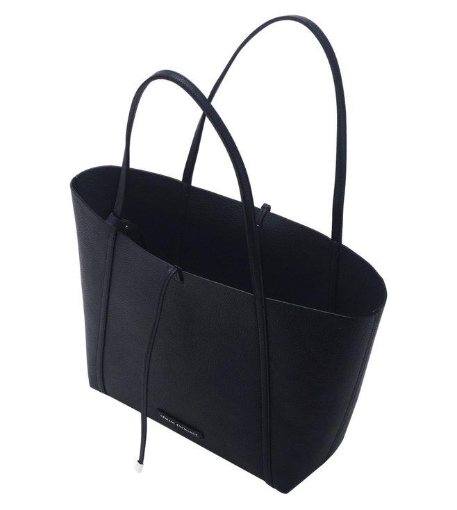 126ee193c8 Buy Armani Exchange Evening Blue Medium Reversible Tote Bag for ...