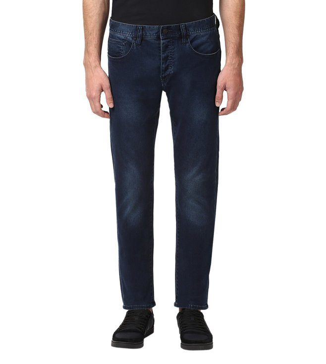 Armani Exchange Denim Indigo Slim Fit Power Stretch Jeans