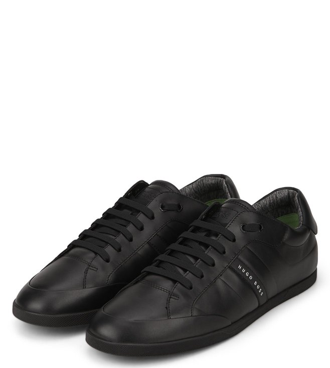 76baa88004 Buy Boss Green Black Sneakers Shuttle_Tenn_lt for Men Online @ Tata ...
