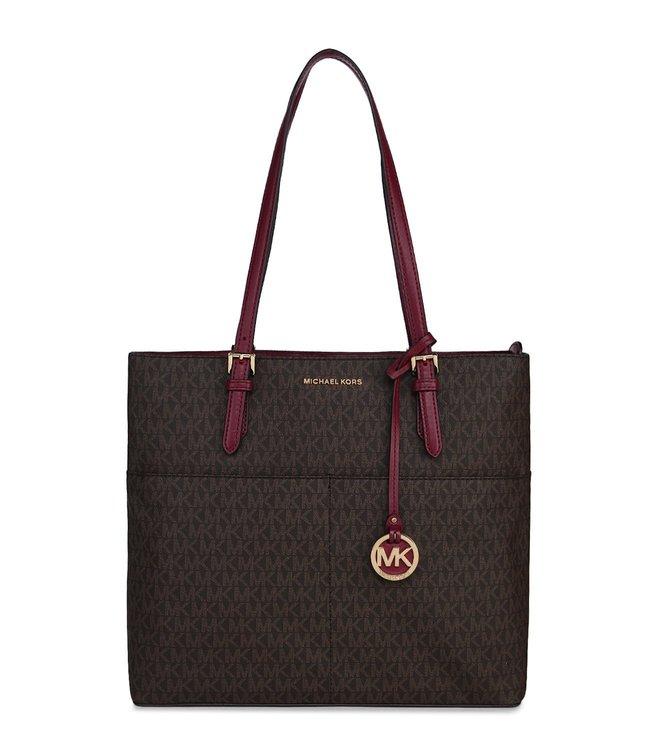 d42d09f5e30e Buy MICHAEL Michael Kors Acorn Bedford Large Tote Bag for Women ...
