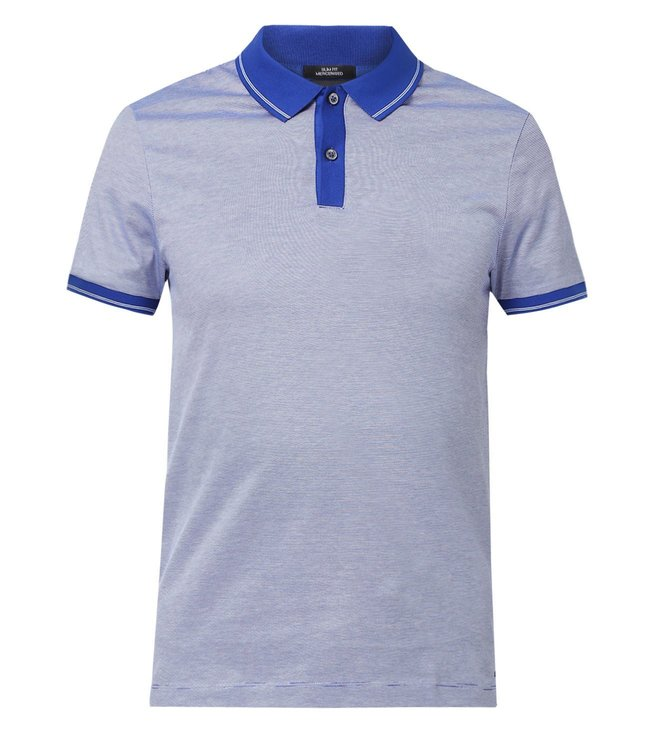 e6019a8d8 Buy Hugo Boss Open Blue Slim Fit Phillipson 14 Polo T-Shirt for Men ...