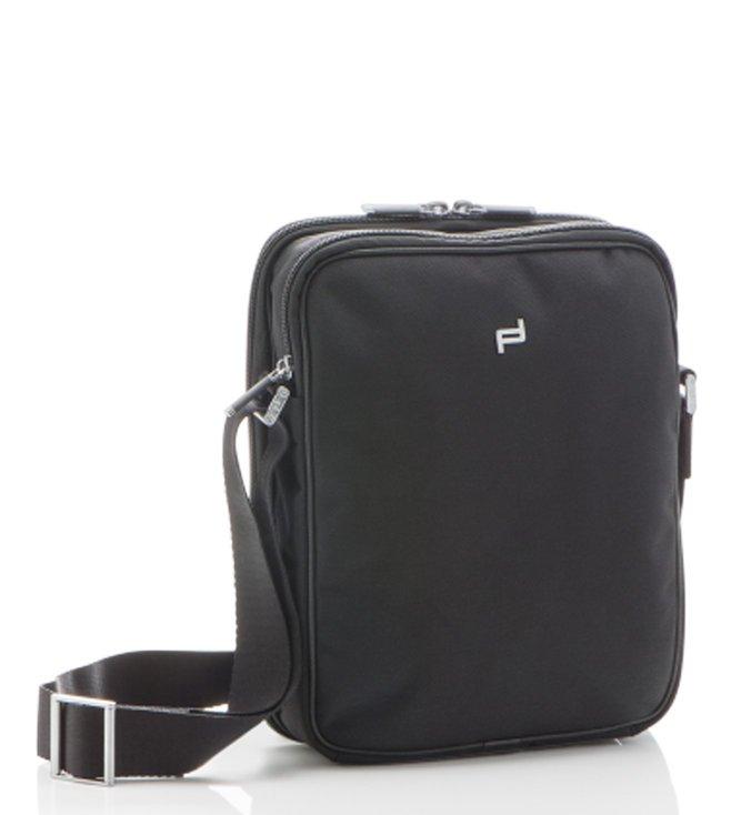 Porsche Design Black Roadster 3 0 Medium Sling Bag