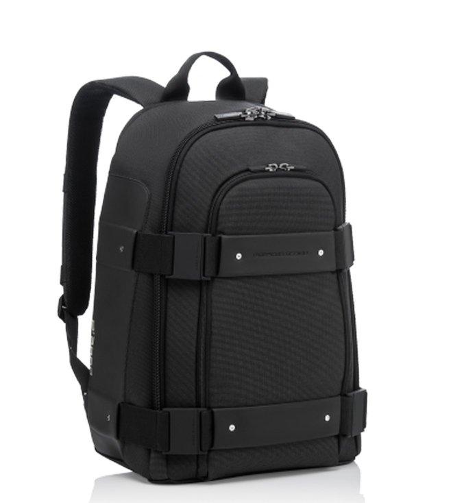 8a548a097 Buy Porsche Design Black Cargon 2.5 Backpack for Men Online @ Tata CLiQ
