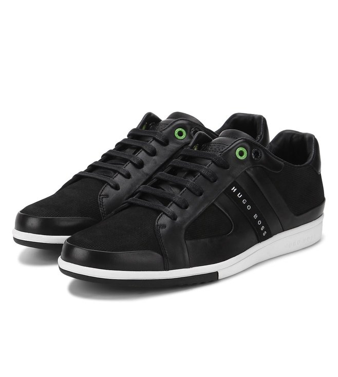 1249eae4340 Buy Boss Black Tennis Shoes 'Metro Tenn ltnu' for men Online @ Tata ...