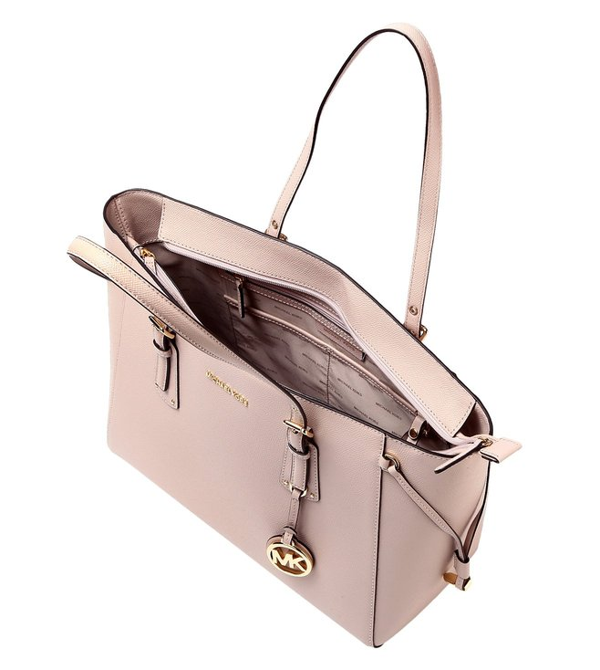 da9603d1a667 Buy MICHAEL Michael Kors Voyager Soft Pink Medium Leather Totes for ...
