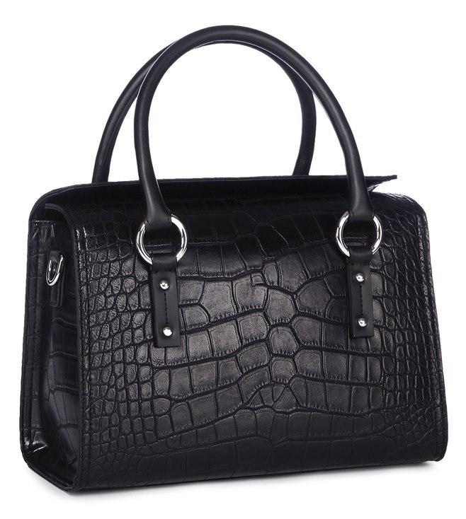 112ca37e1d Buy Armani Jeans Borsa Bauletto Nero Handbag For Women At Best Price ...