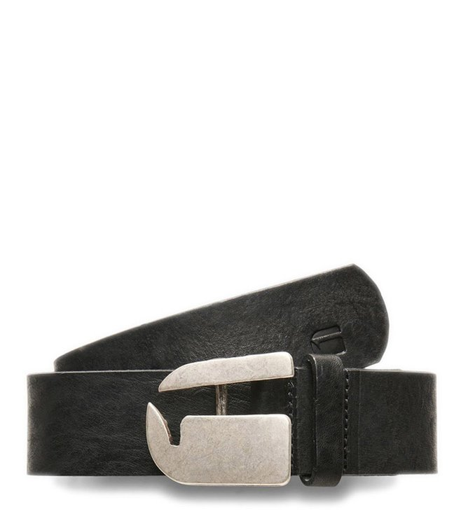 Buy G-Star RAW Black Rikku Logo Pin Belt for Men Online   Tata CLiQ ... 863b30d14f4