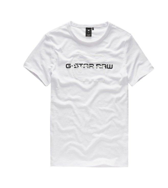 aa1a404c8a50 Buy G-Star RAW White Tars T-Shirt for Men Online @ Tata CLiQ Luxury