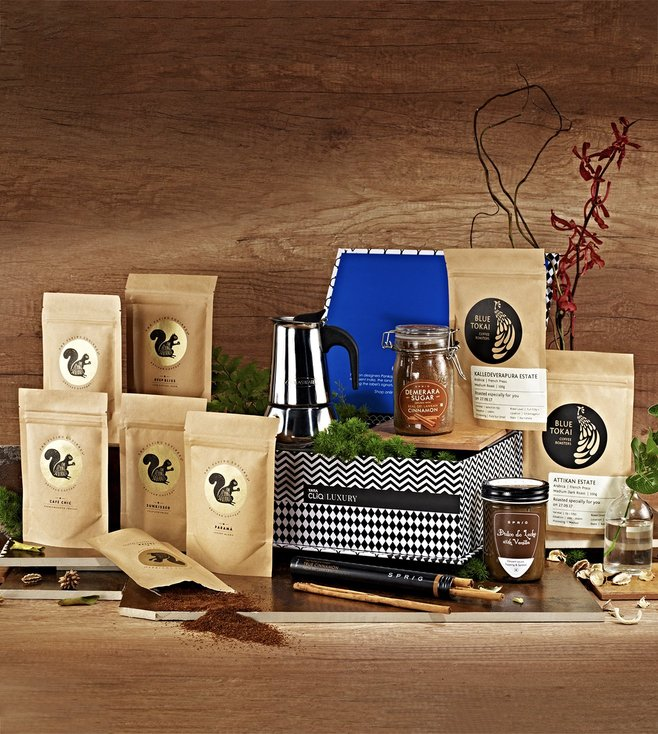 The Coffee Connoisseur's Box