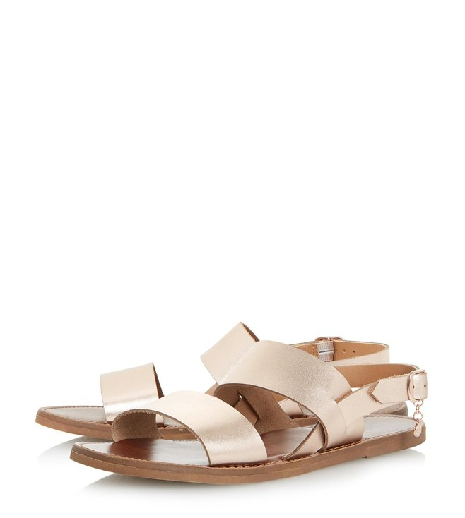 Cheap Dune London Lowpez White Sandals for Women Sale Online