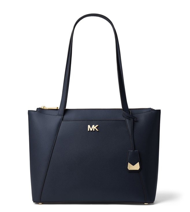 564057d4b10b Added to Bag. MICHAEL Michael Kors Admiral Maddie Medium Leather Tote