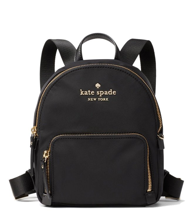 34d866ba6a7f Buy Kate Spade Black Hartley Small Backpacks for Women Online   Tata ...