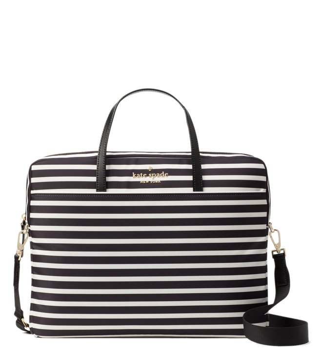 a1877a800f8f Buy Kate Spade Black Universal Laptop Bag for Women Online   Tata ...