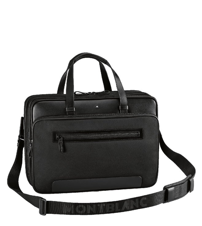 fa27495575b4 Buy Montblanc Black Nightflight Document Case Online   Tata CLiQ Luxury